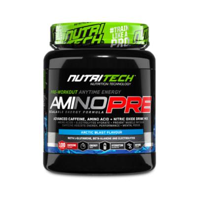 Nutritech   Amino Pre Arctic Blast  image