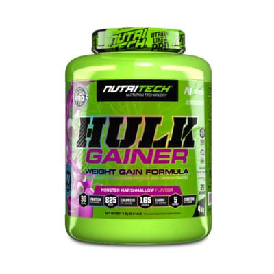 Nutritech  Hulk Gainer  image