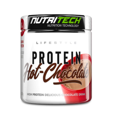Nutritech Lifestyle Protein Hot Chocolate image