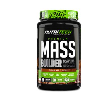 Nutritech Premium Mass Builder  image