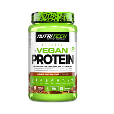Vegan Protein Powder   Double Dutch Cocoa  900g image