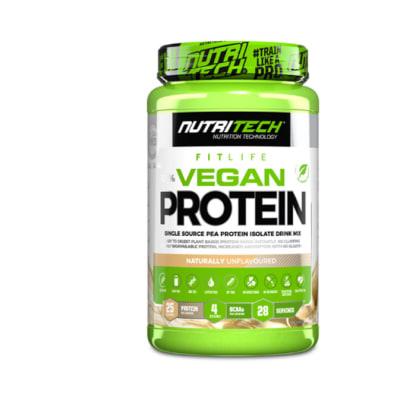 Vegan Protein Powder  Naturally Unflavoured  900g image