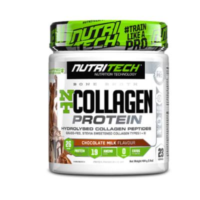 Nutritech Nt Nt Collagen Protein  Chocolate Milk image