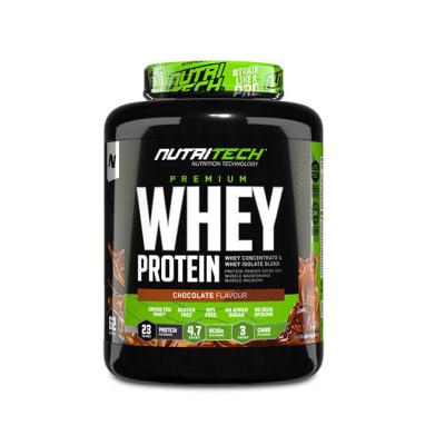 Premium Whey Protein  Chocolate Flavour  1kg  image