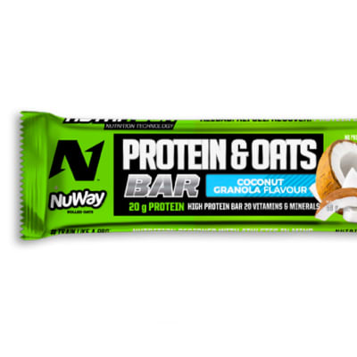 Nutritech Protein & Oats Bar - Coconut Granola   image
