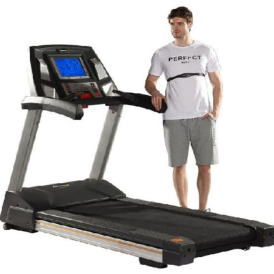 Deluxe Commercial Motorized Treadmill 003 image