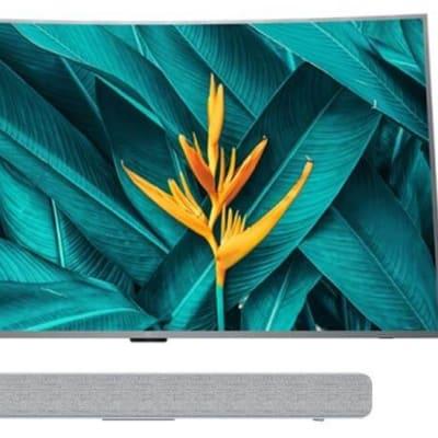 Curved TV - Millet (MI) TV 4S 55-inch surface  Smart TV - 4S image