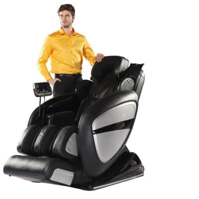 Zero-gravity space capsule massage chair  image