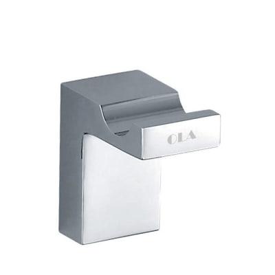 Towel Hook Rack - Polished chrome bathroom hook 28001# image