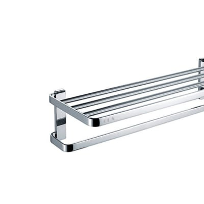 Towel Racks - Polished chrome towel rack 73211# image