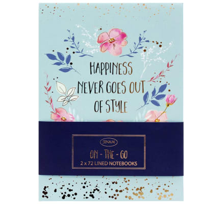 On-The-Go Memo Pads - Happiness Never Goes Out Of Style image