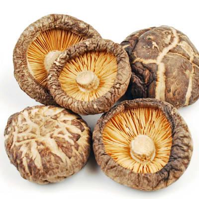 Nguan Soon Brand Dried Shiitake Mushrooms  image