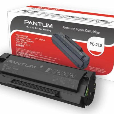 Pantum Pc-210  Toner Cartridge (P2500w & P2500w) image