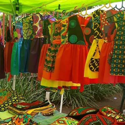 Zambia Dress