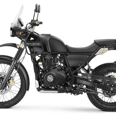 Royal Enfield Himalayan Grey image