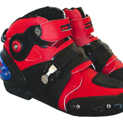 Motorcycle & Auto Racing Wear -  PVT Boots-Speed Low Cut image
