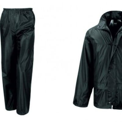 PVT Rain Suit-BCS Duck Look image