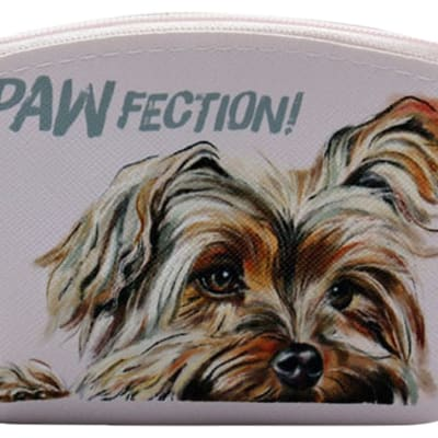 Paws For Thought Coin Purse - Paw-Fection  image