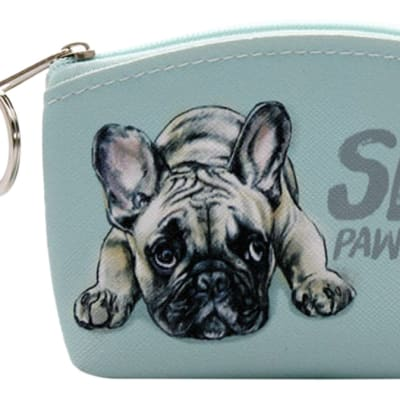 Paws For Thought Coin Purse - Self Paw-Trait image