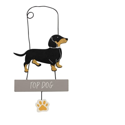 Decoration Paws for Thought Top Dog image