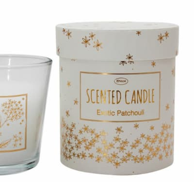 Perfectly Pretty Scented Candle - Exotic Patchouli image