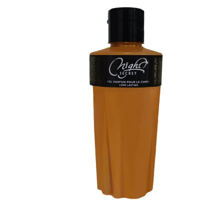 Perfume Gel Night Secret Orange  image