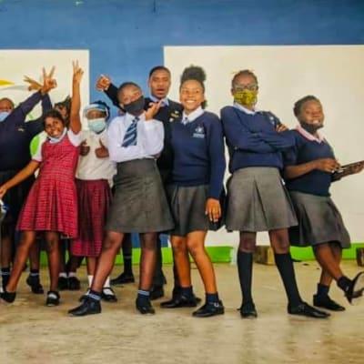 Primary School (International Program)  grade 6 & 8 Termly Tuition Fees  image