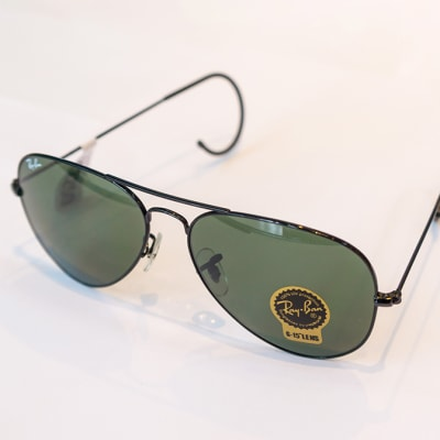 Ray Ban Sunglasses Aviator G-15 Lens image