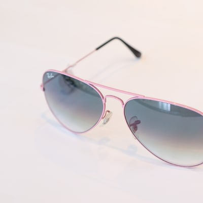 Ray Ban Sunglasses Aviator, Pink image