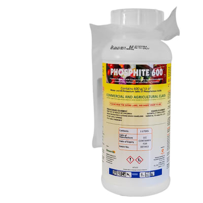 Phosphite 600  Commercial & Agricultural Class Systemic Fungicide  1 Litre  image