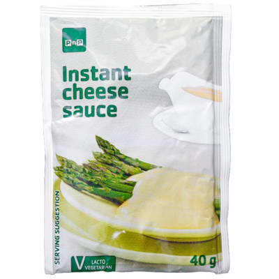 Pick n Pay Instant Cheese Sauce image