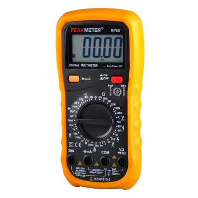 Multimeters - Digital Multimeter image