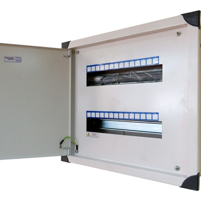 Power Distribution Equipment - Distribution Board Double Row image