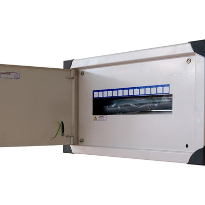 Power Distribution Equipment - Distribution Board Single Row image