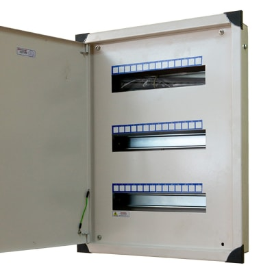 Power Distribution Equipment - Distribution Board Three Row  image