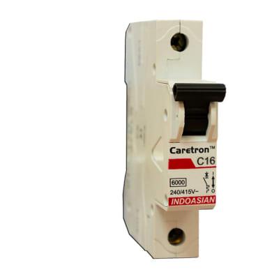 Industrial Controls - Mini C16 Caretron AC MCB image