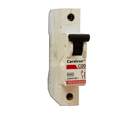 Industrial Controls - Mini C20 Caretron AC MCB image