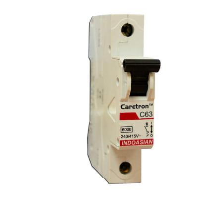 Industrial Controls - Mini C63 Caretron AC MCB image