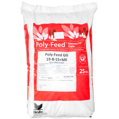 Poly-Feed Gg Greenhouse-Grade Water Soluble Fertilizer image