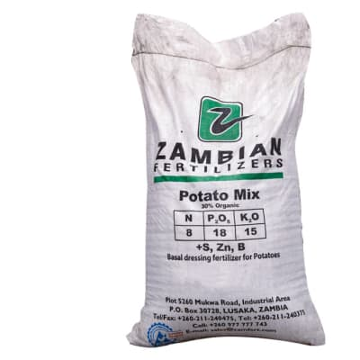 Basal Dressings Potato Mix  Fertilizer - 5kg image