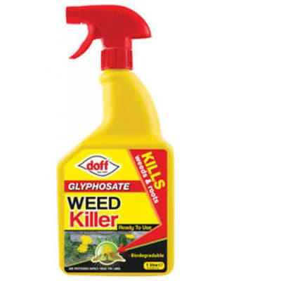 Glyphosate Weed Killer image