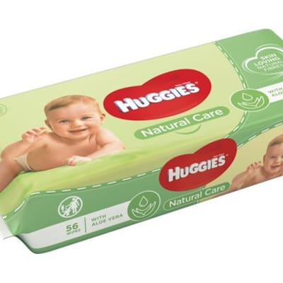 Huggies - Natural Care Wipes  image