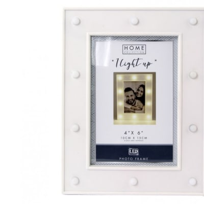 Light-Up Photo Frame 4x6 image