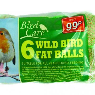 Bird Food - Fatballs 6 Pack Bird Food image