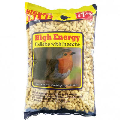 Bird Food -  Value Energy Pellets 1kg image