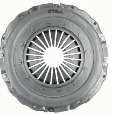 Pressure plate 380mm 1820 /362mm Atego image