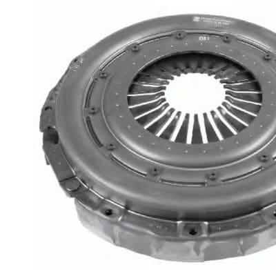 Pressure plate 395mm Atego image