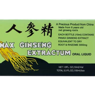 Prince of Peace  Panax Ginseng  Extractum image