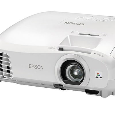 Projectors - Epson 3D Full HD Projector CH-TW5210 image
