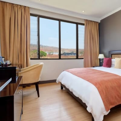 Protea Hotel Chipata - King Guest Room image